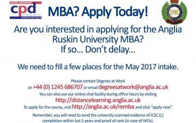Don't Delay Apply Today!