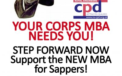 YOUR CORPS MBA NEEDS YOU!