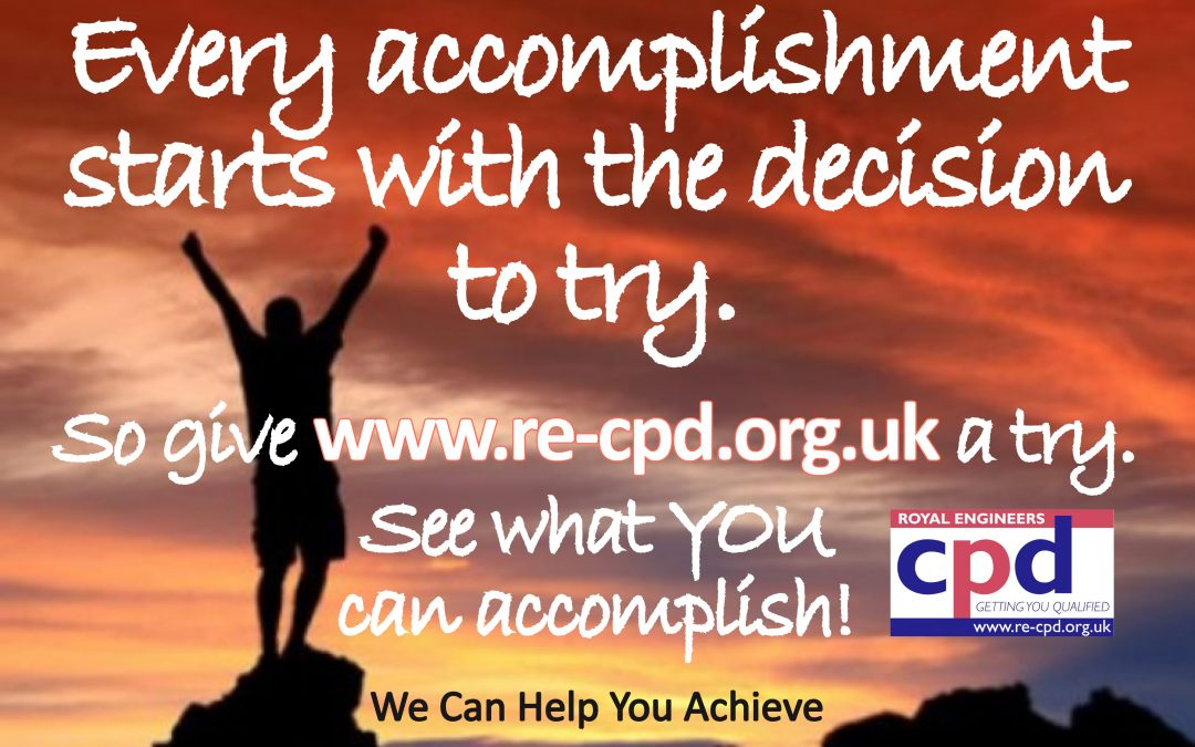 See what you can accomplish!