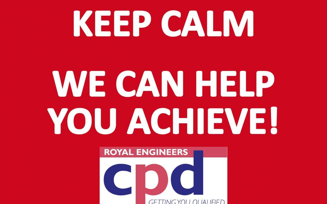Keep Calm We Can Help You Achieve!