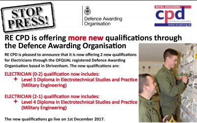 New Electrician Qualifications